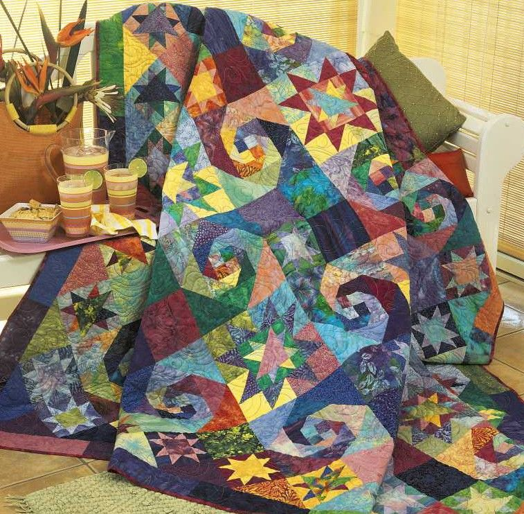 Best Of Fons Porter Star Quilts In 2020 Star Quilts Quilts Quilt Patterns