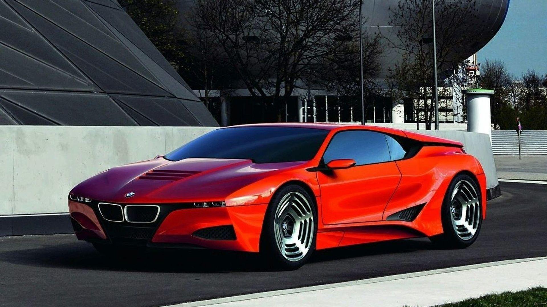 2019 Bmw M1 Much Rumoured Supercar Flagship For Bmw Interior
