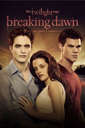 Movies, TV Shows, Reviews, API, Actors, Actresses, Photos, User Ratings,  Synopsis, Trailers, Teasers, Cre… | Twilight saga, Twilight full movie, Breaking  dawn movie
