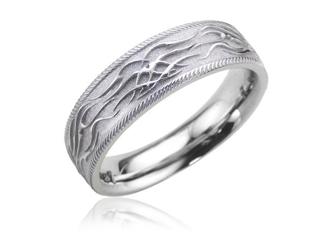 Mens Tribal Wedding Rings Google Search