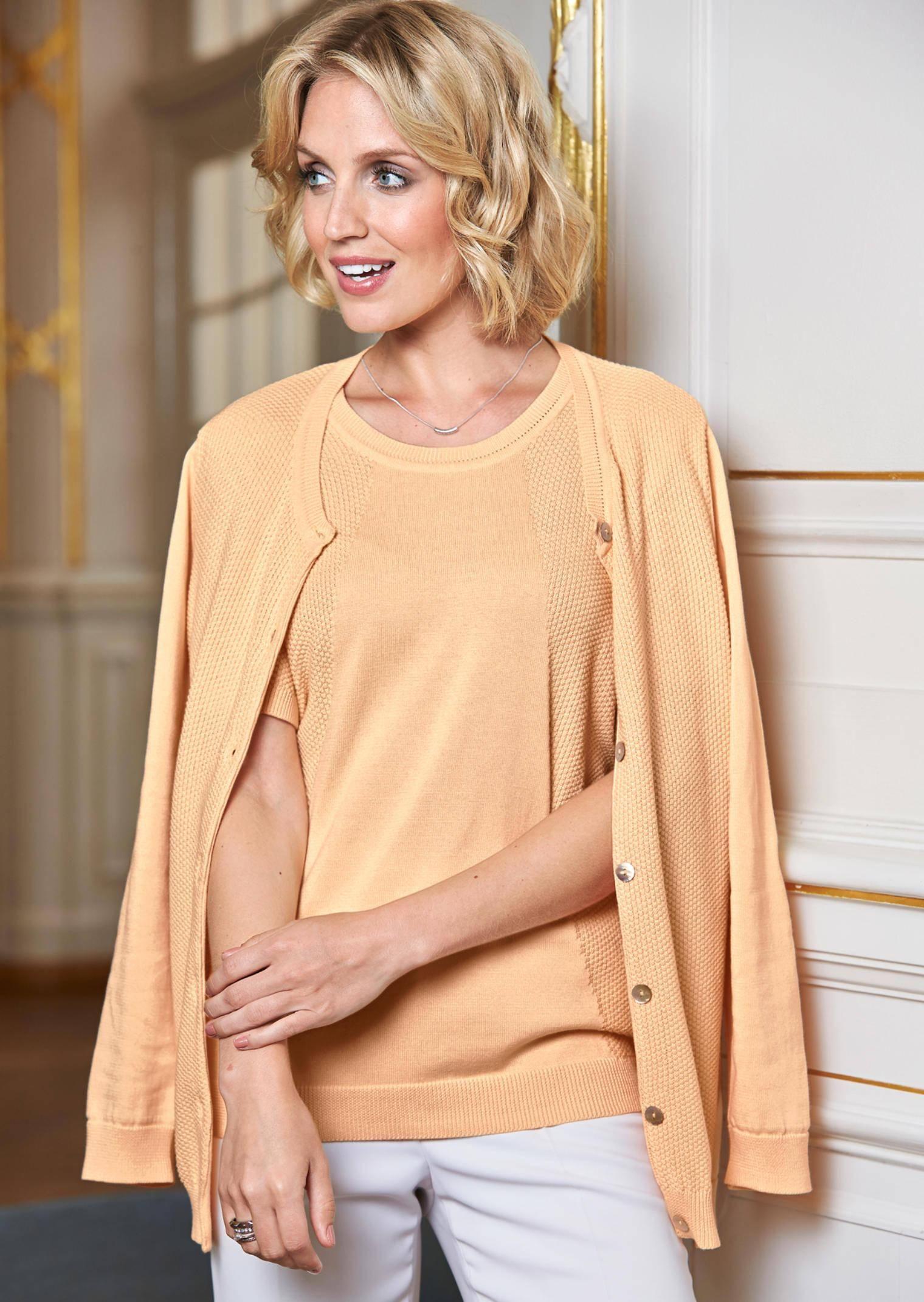 Elegante Damen Pullover kaufen: Atelier Goldner Schnitt