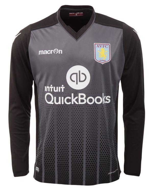 New Avfc Kit 2015 16 Macron Aston Villa Shirt 2015 2016 Home Yellow Away Soccer Shirts Aston Villa Shirt Aston Villa