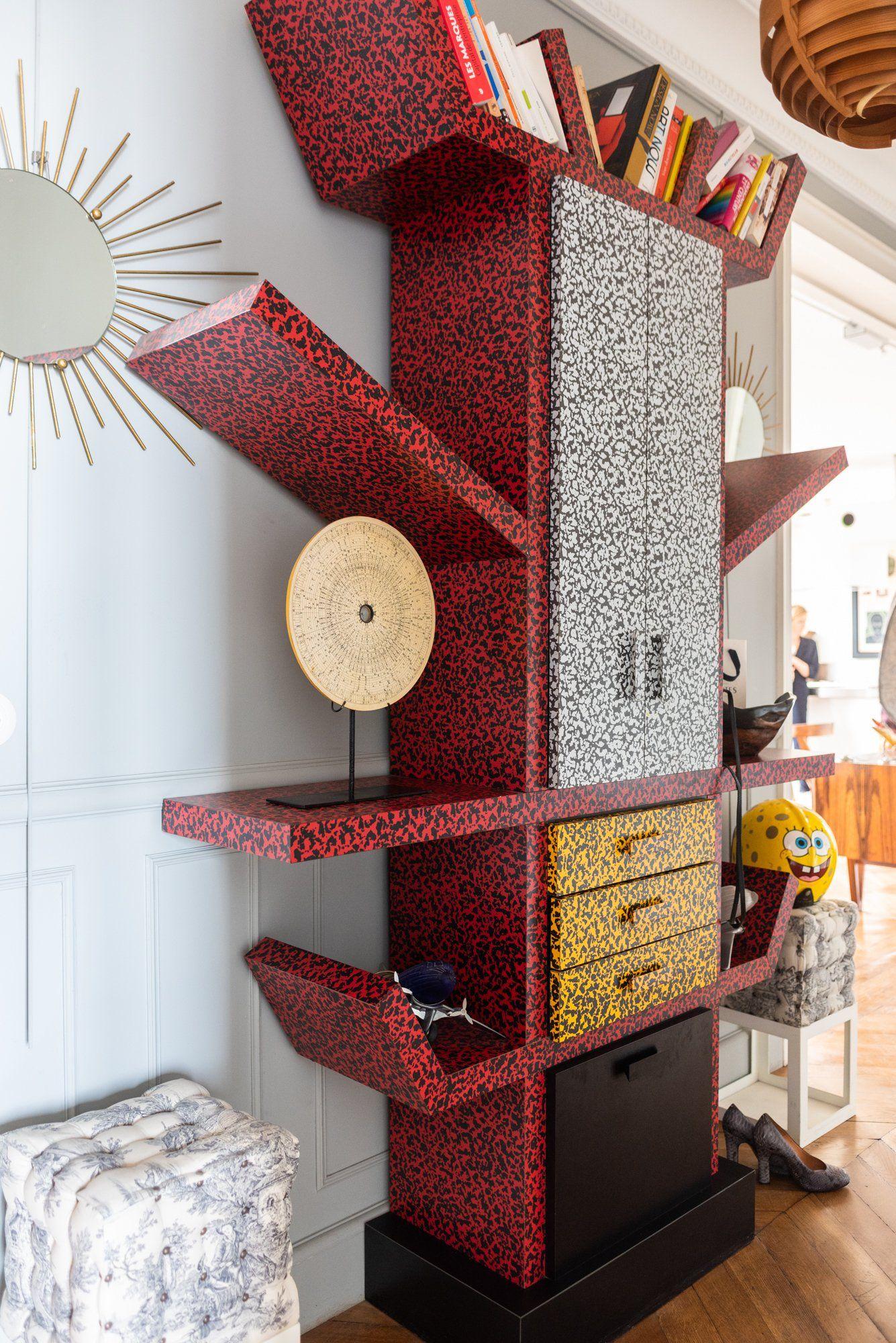 Elisabeth Boucher Et Philippe Feinsilber Elie 17 Zacharie 5 Ans Ava 5 Mois Deco Decoration Meuble
