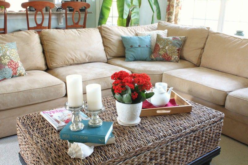 Better Homes Gardens Family Room Refresh
