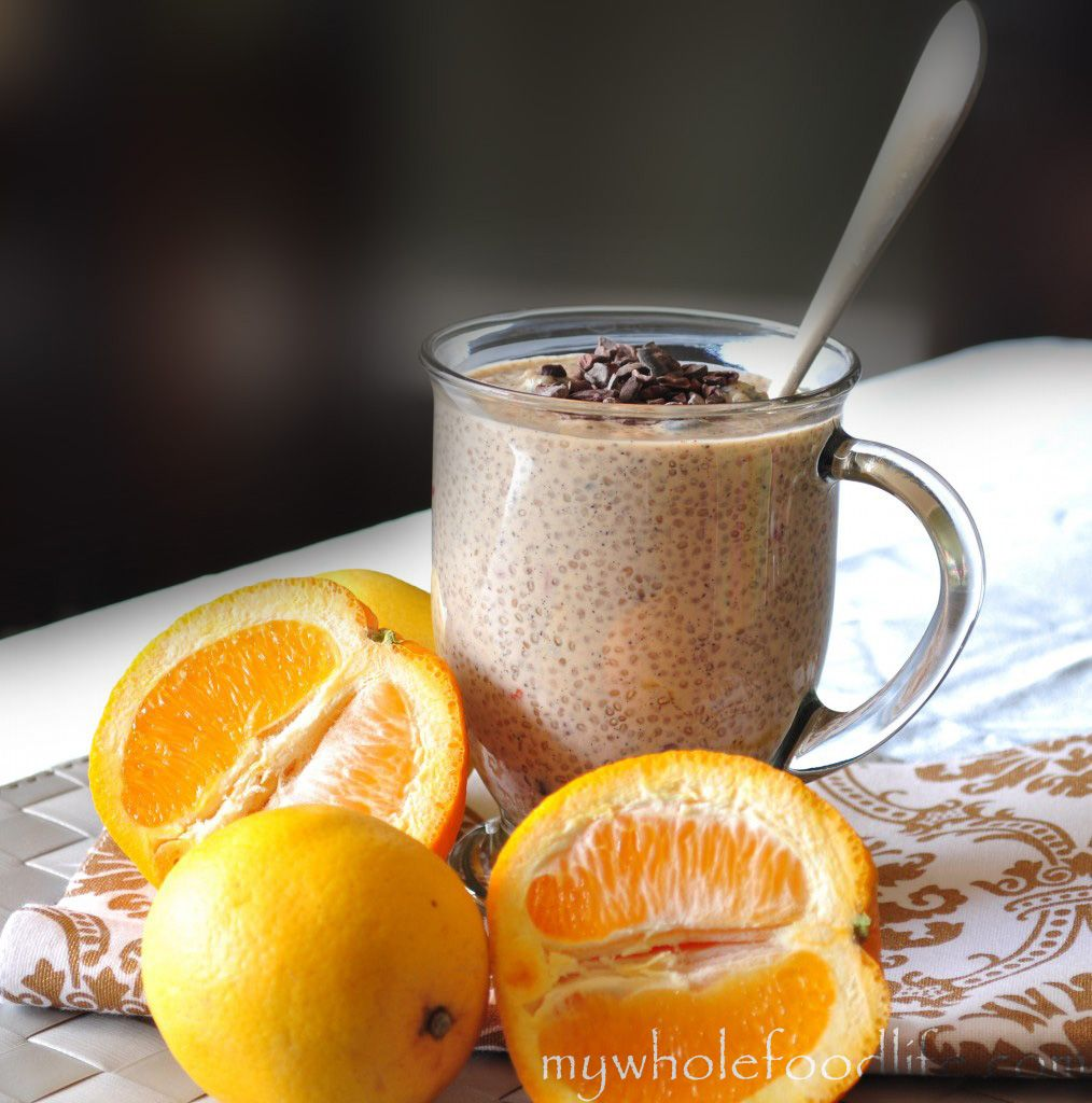 Chia Seed Pudding Have You Tried Chia Seeds They Are Super Good