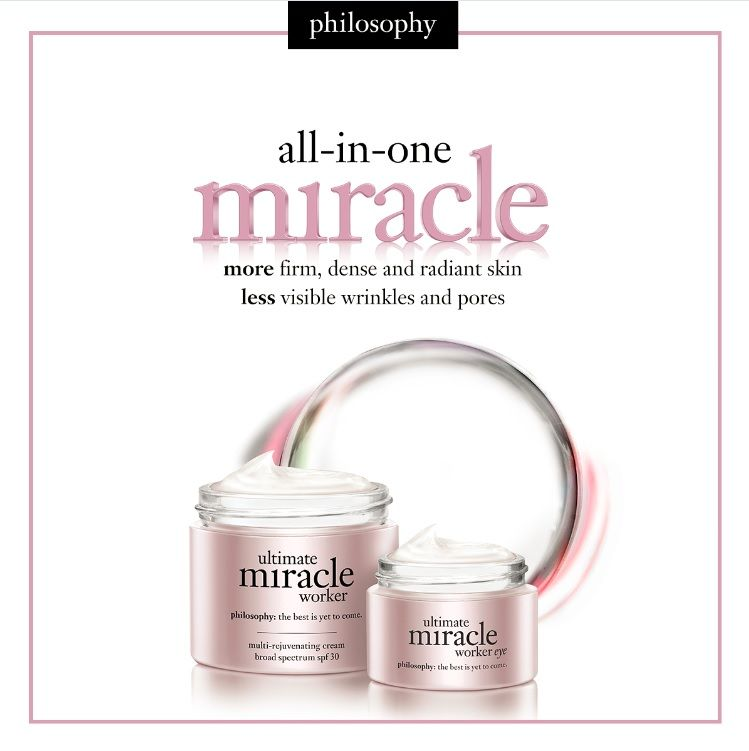 Ultimate Miracle Worker Miracles Good Skin Worker