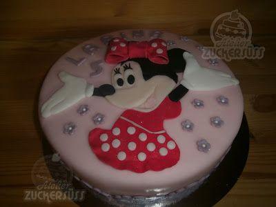 Atelier Zuckersüss: Minnie Mouse