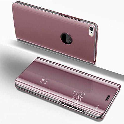 sycode miroir coque pour iphone 8
