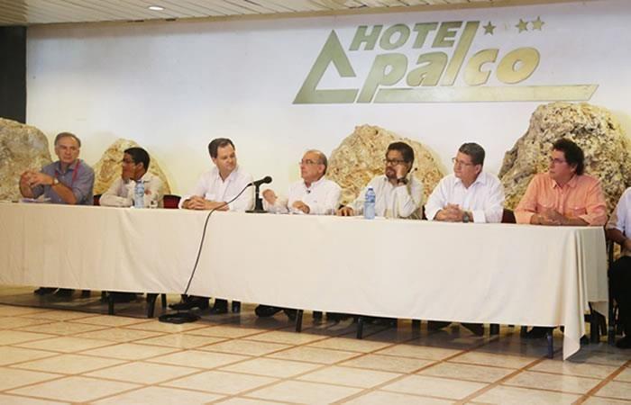 Comunicado conjunto El proceso de paz continúa en pie - Colombia.com
