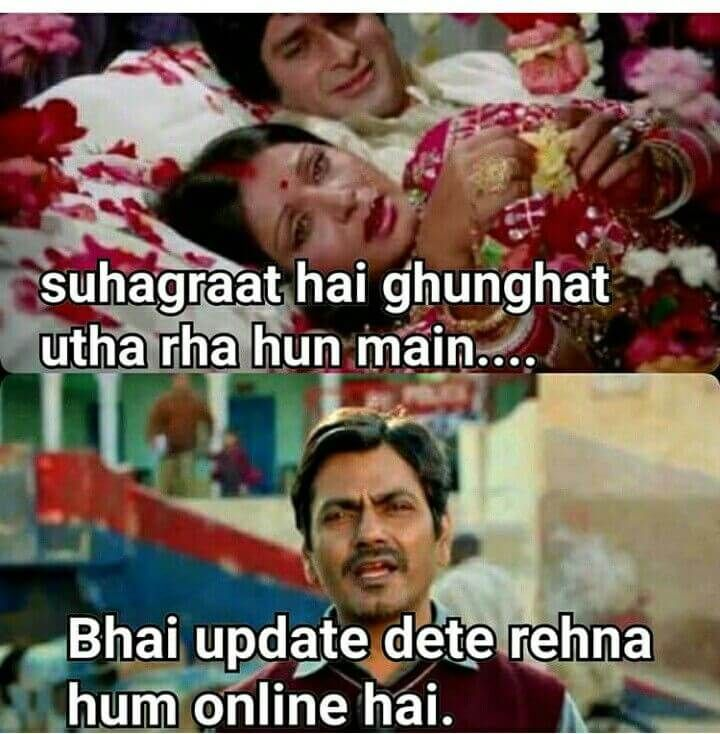 273 Funny Memes In Hindi Funny Facebook Meme Images Pictures Download Very Funny Jokes Really Funny Memes Jokes Quotes