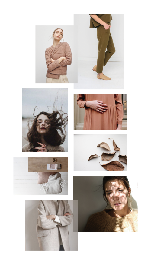 Autumn Moodboard by She Is Visual