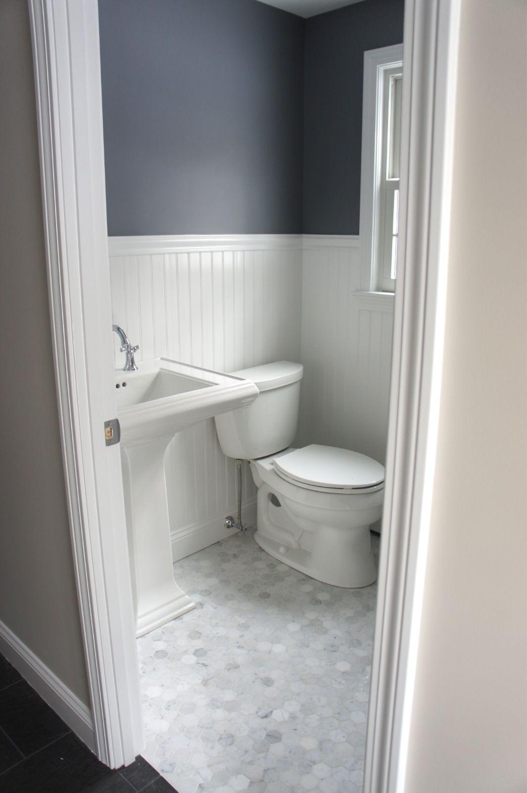 Benjamin moore rock gray home with baxter bathroom home