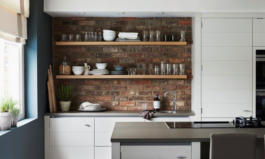 Ideas Industriele Keuken : Industriële neptune limehouse keuken by martin zoon interior design