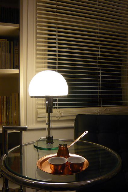 Home Library Walthamstow Lamp Table Lamp Braun Design