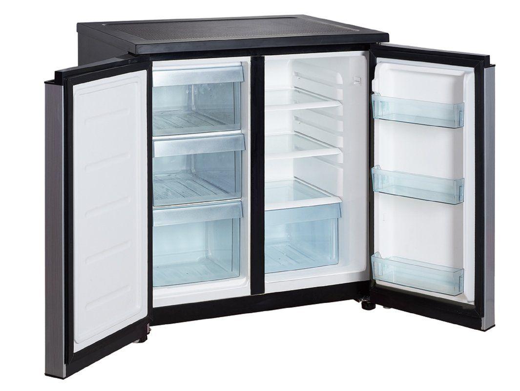 5 5 Cu Ft Freestanding Mini Fridge With Freezer Mini Fridge With Freezer Mini Fridge In Bedroom Small Fridges