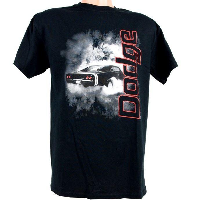 Velocitee Mens Mechanic Work Shirt Official Ford Mustang Cobra Logo A10836