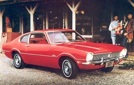 Ford Maverick Factory Grabber 1973 302 V8 Toploader Car GT For ...