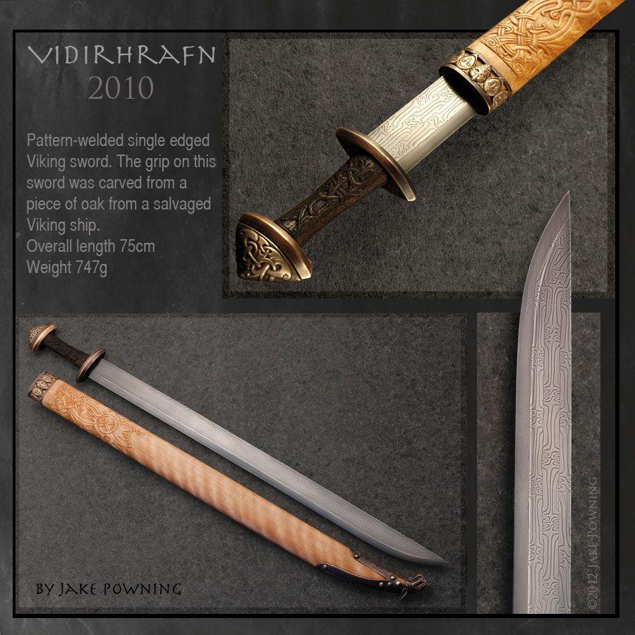 Pattern Welded Sword Amazing Inspiration