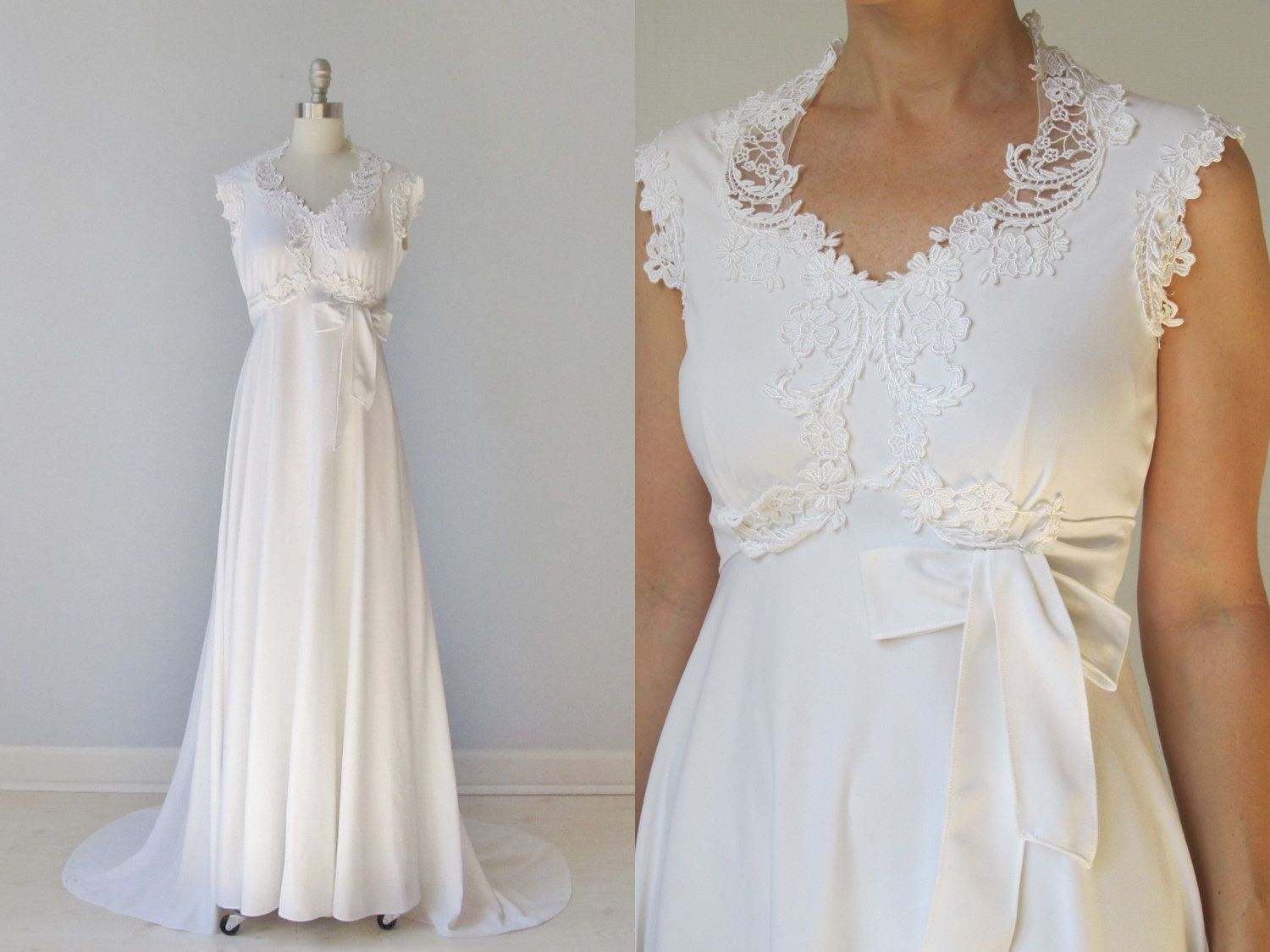 sew your own wedding dress - Google Search | Small Weddings ...