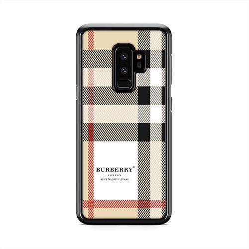 detailed look 51815 96285 Burberry Monogram Samsung Galaxy S9 Plus Case | Caserisa #burberry ...