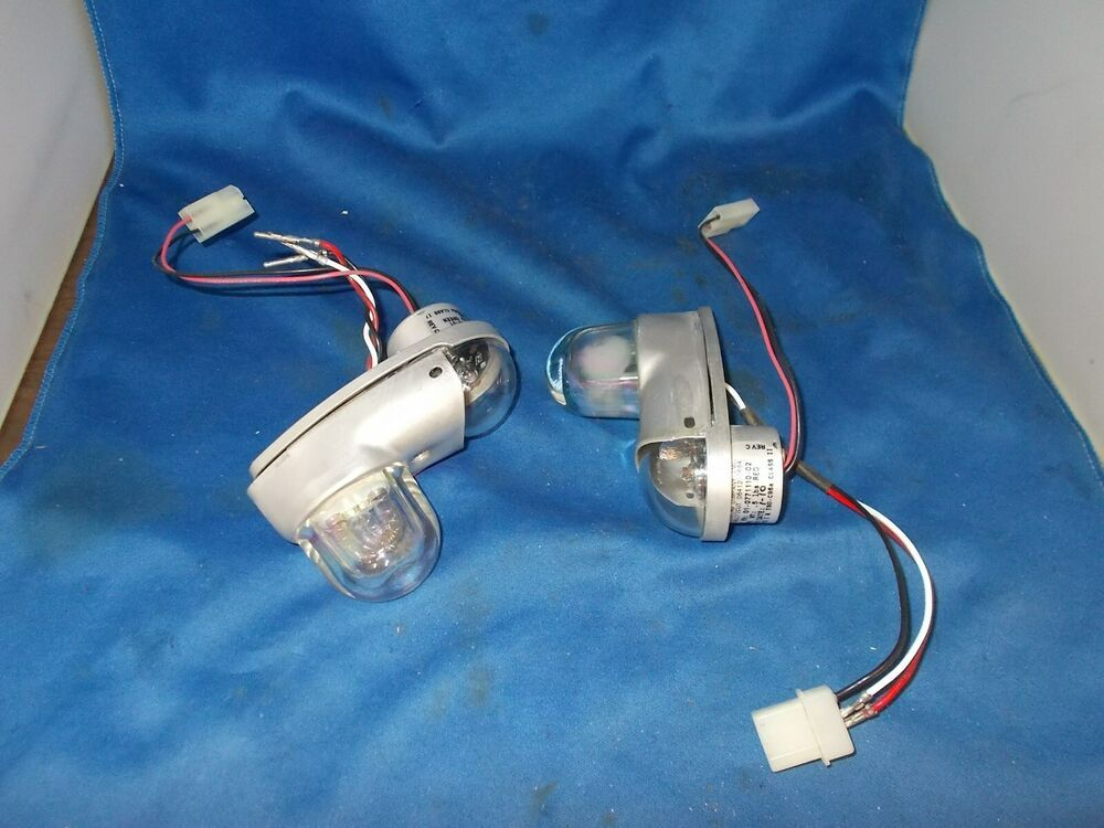 Ebay Sponsored Whelen Led Nav Lights W Strobe Pair Strobing Things To Sell Parts And Accessories