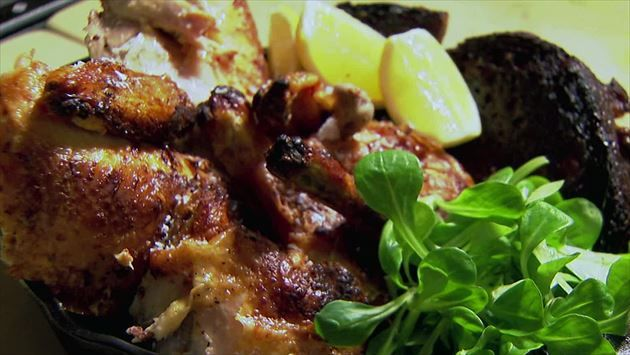 The Standard Grill Million Dollar Chicken Recipe Food Chicken