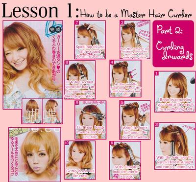 How To Be A Master Hair Curler Hair Curlers Light Hair Hair Beauty