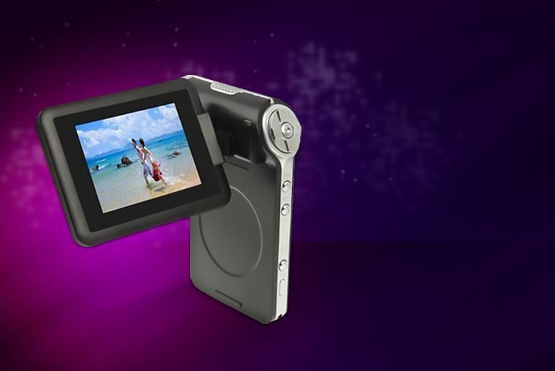 Super-Slim 2.4in Digital Camcorder