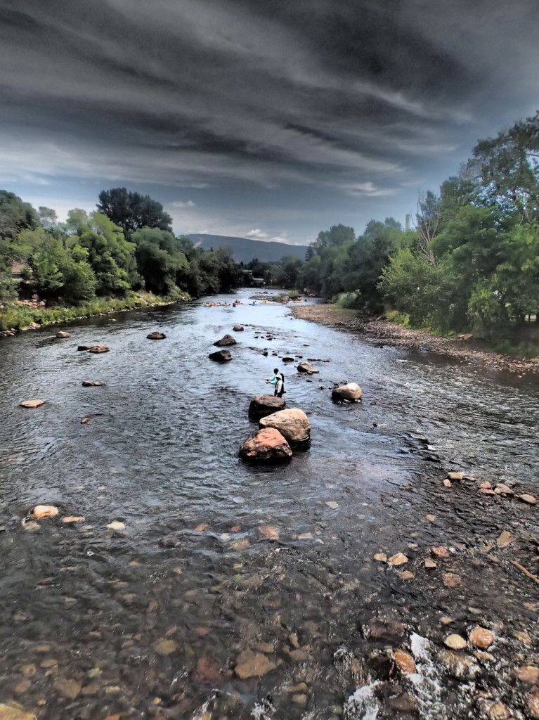 Southwest colorado august fly fishing report fly fishing for Fishing in durango co