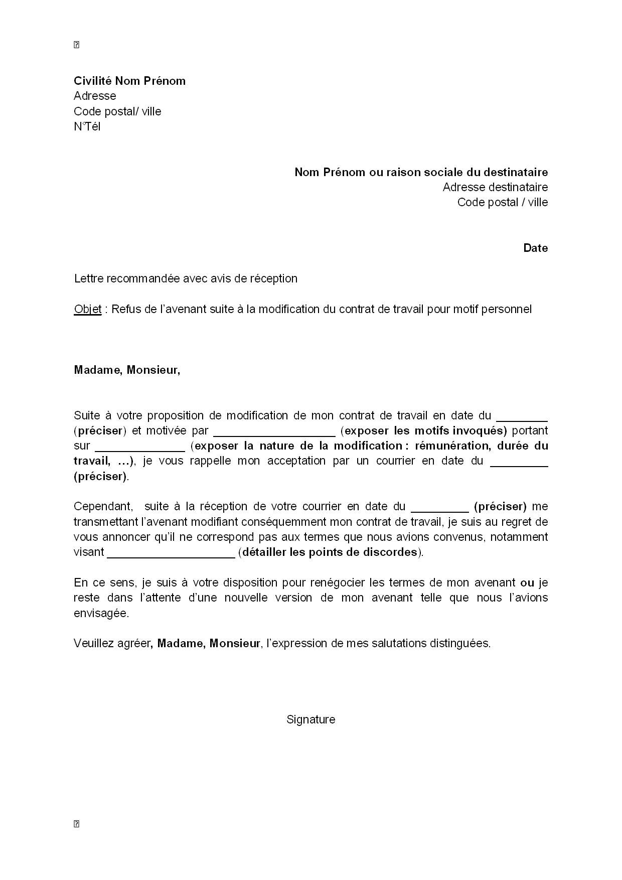16 Lettre De Motivation Employeur Changement De Statut Letter Templates Letter Sample Lettering