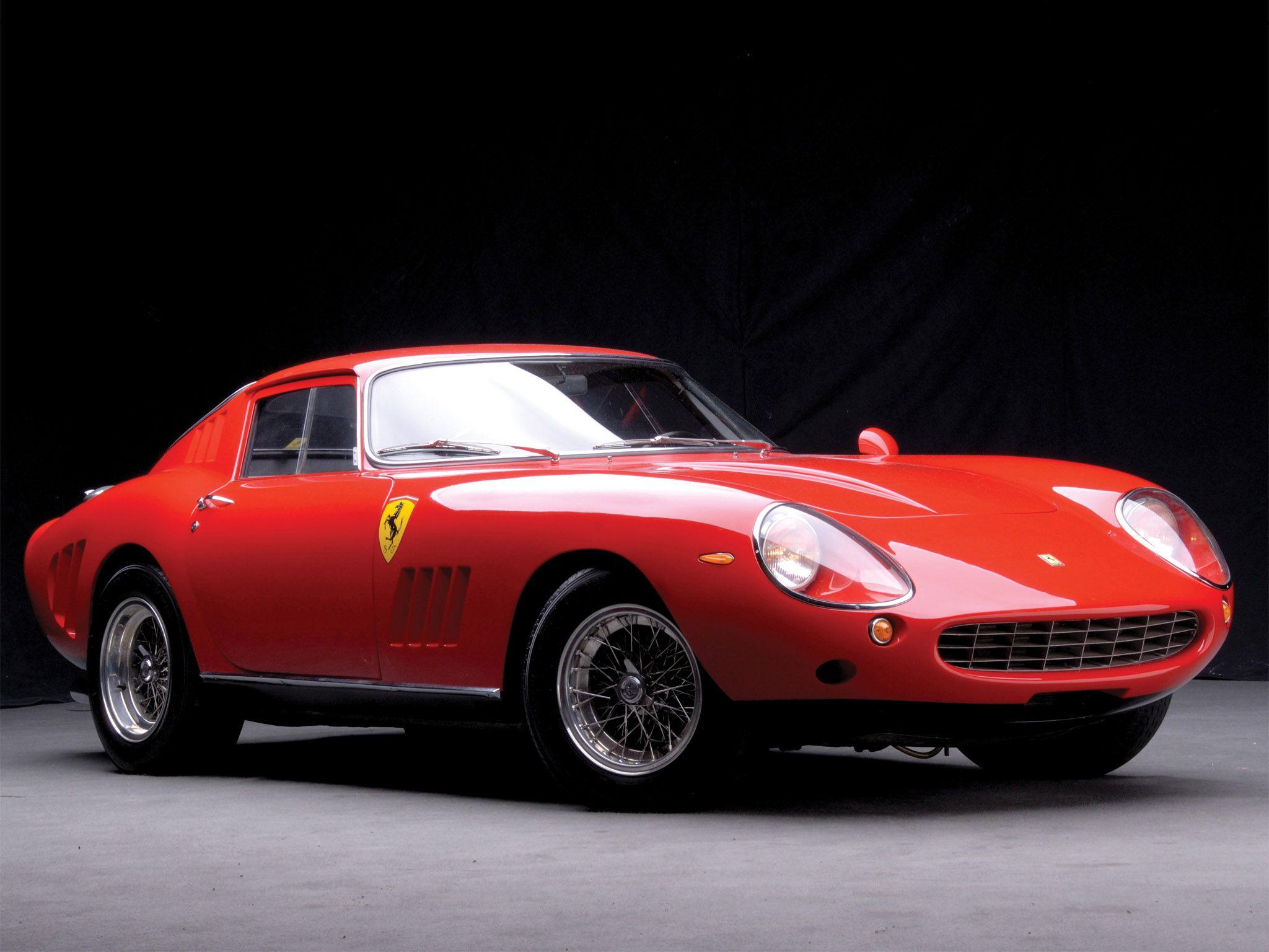 N.A.R.T Ferrari 275 GTB/4 Spider at 2013 RM Auctions Monterey