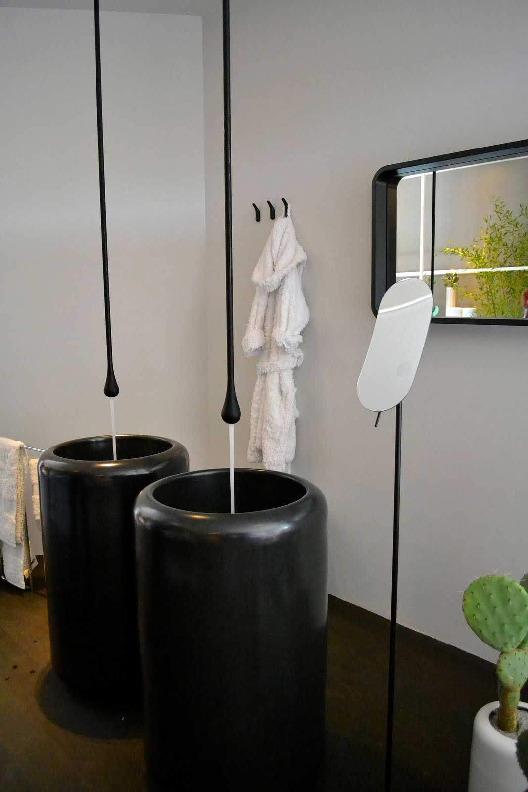 modern bathroom faucets by gessi modern bathroom gessi mimi wall mount faucet and sink modern bathroom
