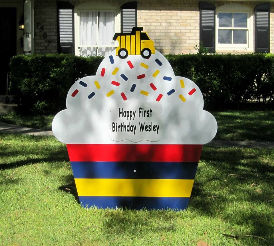 Pin by The Stork Lady Business Opport on Birthday Yard
