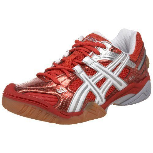 5c5a733dd66a3 Here are the Asics Gel Domain 2 Women squash shoes. Check em out ...