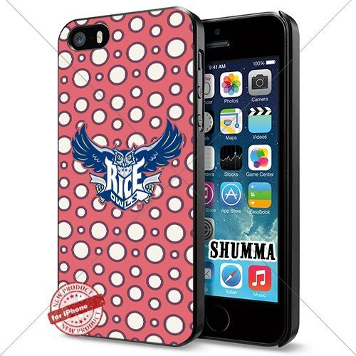 Retro-NCAA,Rice Owls, Cool Iphone 5 5s & Iphone SE Case C…