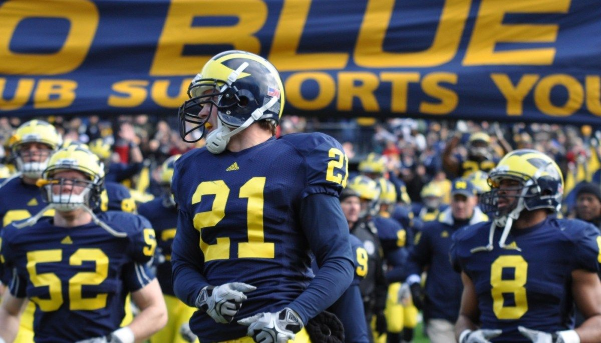 It's just an image of Exhilarating Michigan Football Schedule Printable