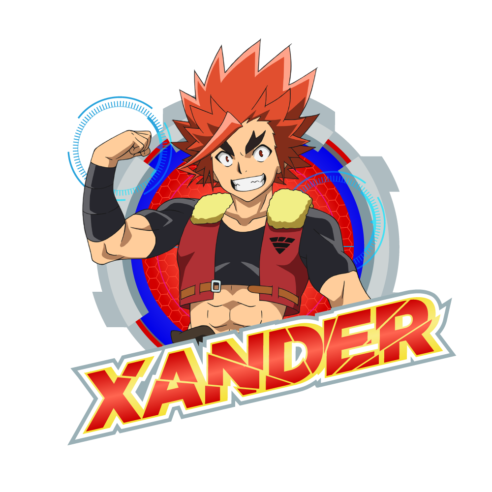 Characters The Official BEYBLADE BURST Website Dibujos