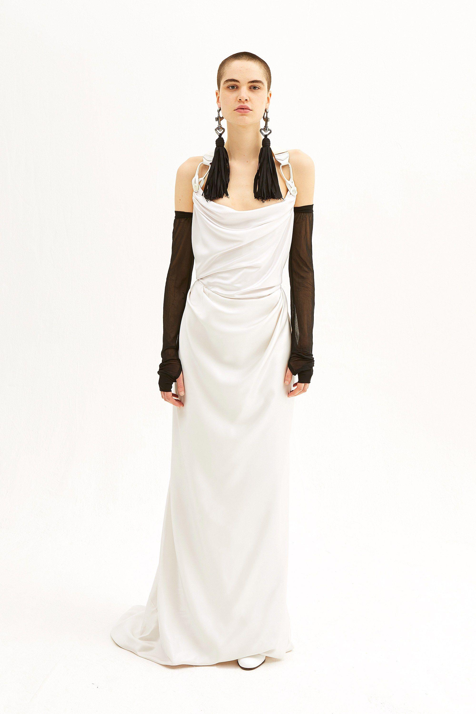 Vivienne westwood wedding dress  Andreas Kronthaler for Vivienne Westwood Bridal Spring  Fashion Show