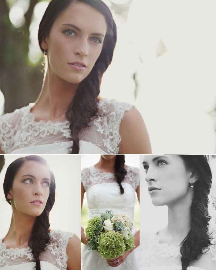 Side Braid Hairstyles For Weddings: 25 Of The Most Beautiful Braided Bridal Updos