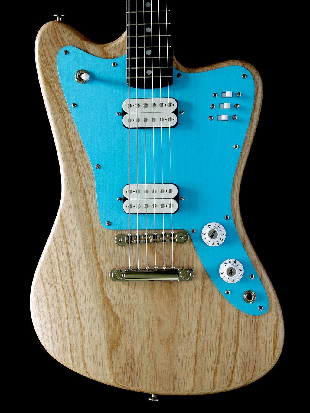 #SP-2 Headless TeleWoody | Electric guitar, Building