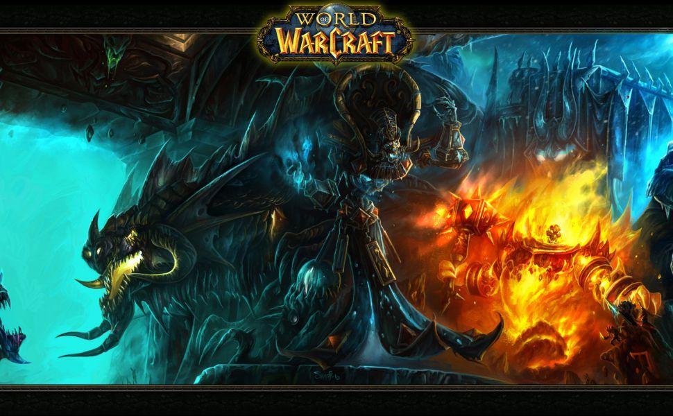 World Of Warcraft Vanilla Hd Wallpaper World Of Warcraft Jeux Jeux Video