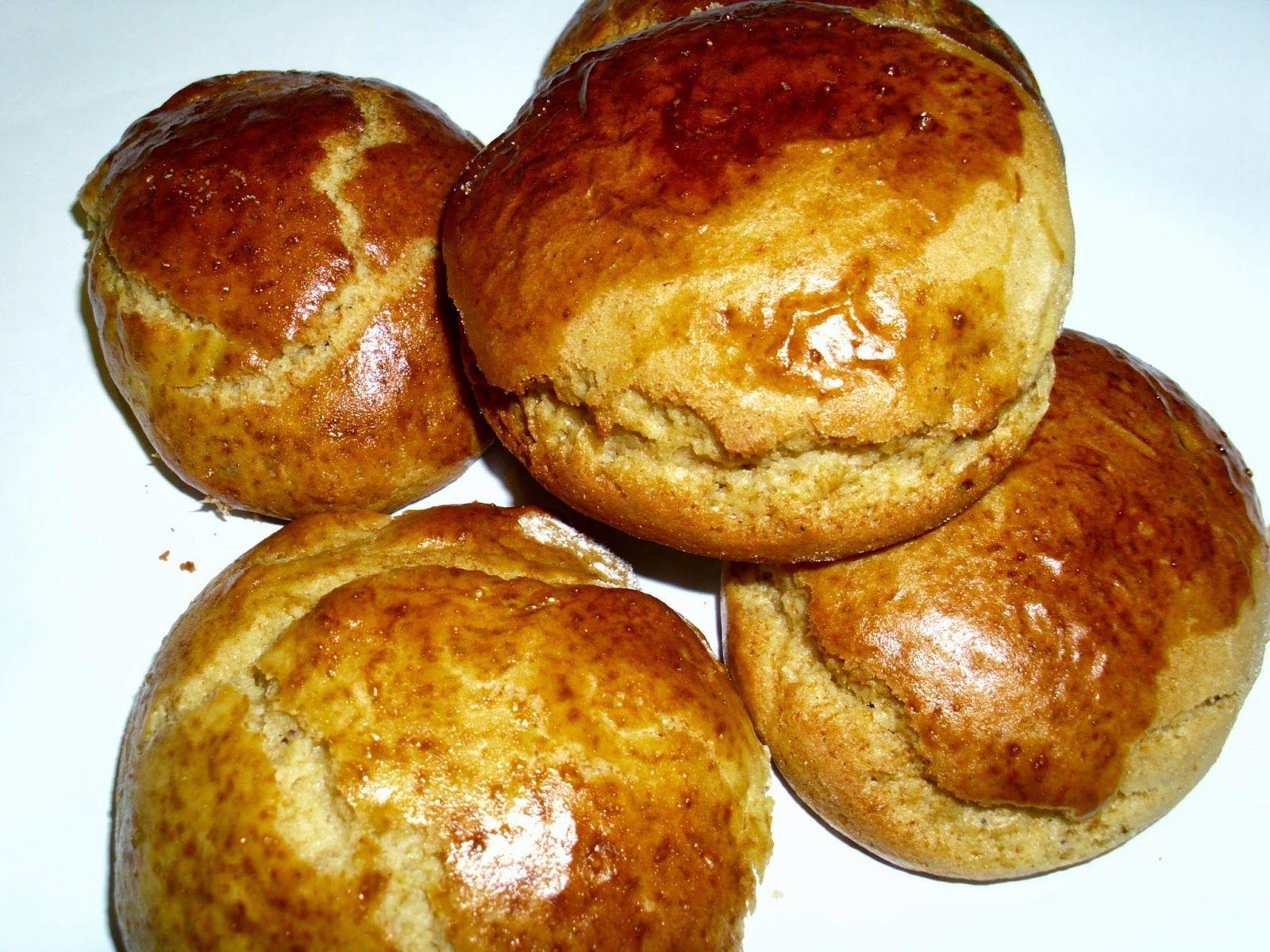 A cozinha do Titó: Broinhas de Mel e Azeite na MYCOOK