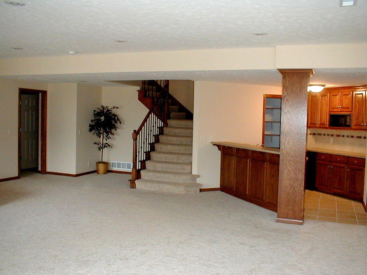 Basement Remodel Ideas Set stylish cheap way to finish a basement kitchen and finish basement