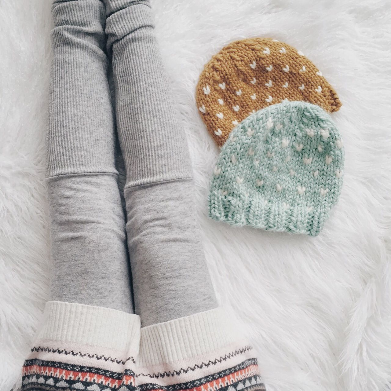 Flurries Hat Free Knitting Pattern | Knitted Accessories | Pinterest ...