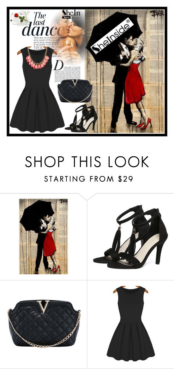 """""""The Last Dance"""" by merryyyyy-132 ❤ liked on Polyvore featuring Anja"""