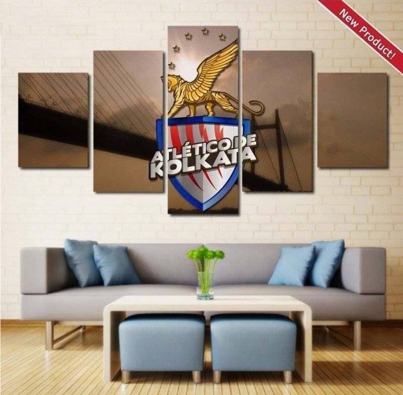 ATK Wall Art | Canvas Painting Framed – Size 3 – 40 x 80 Inch