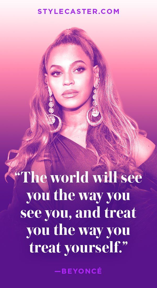 15 BodyPositive Beyoncé Quotes to Remind You to Love