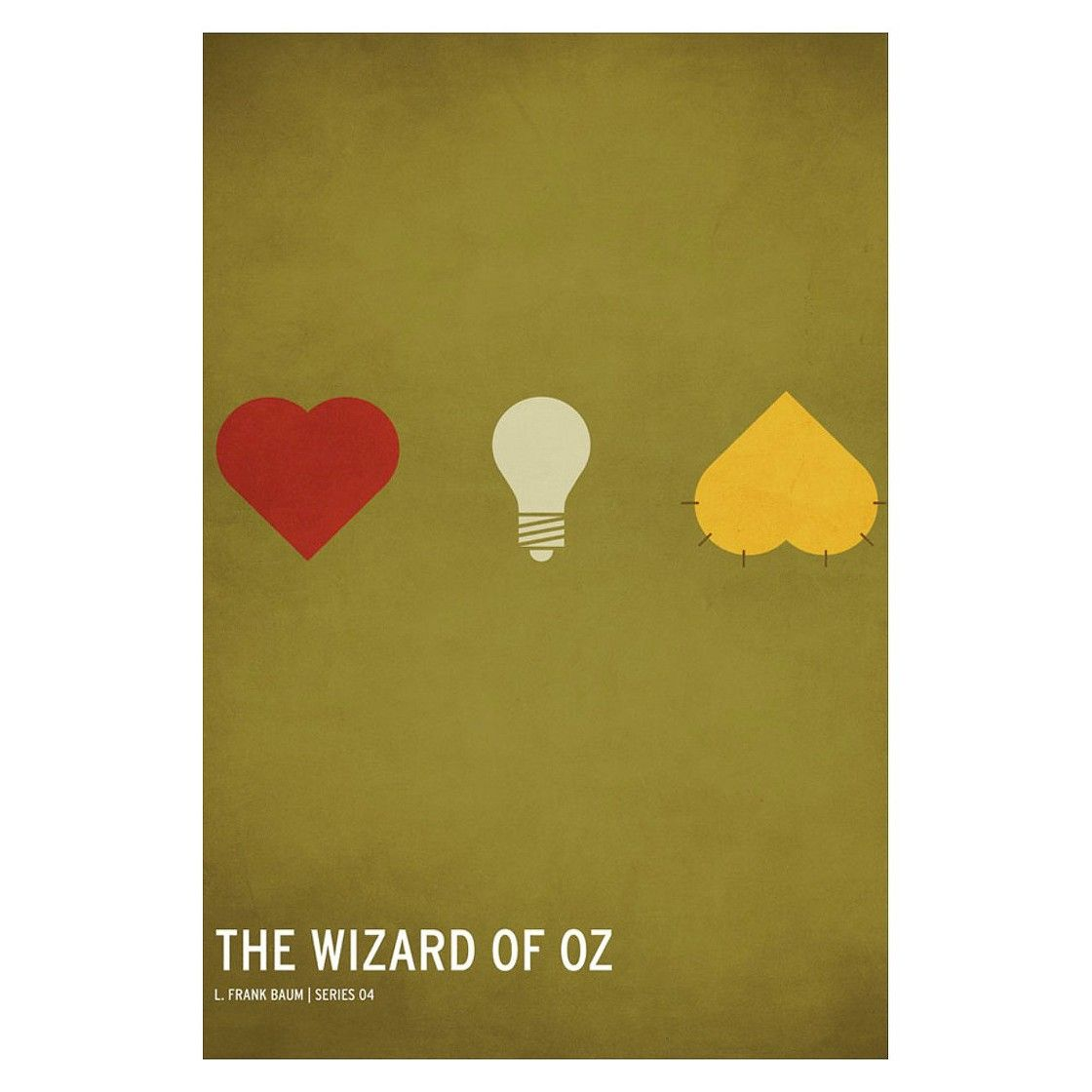 Wizard of Oz Canvas Unframed Wall Canvas | Tv | Pinterest | Wall ...