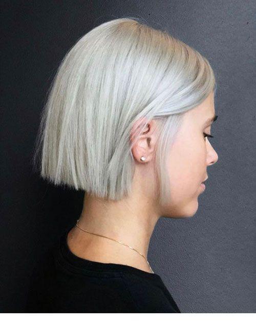 20 Frisuren für kurzes Haar #curlshorthair