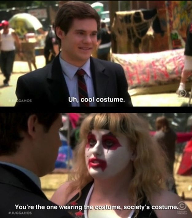 """And was in the infamous Juggalo episode of """"Workaholics"""" 